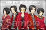 APH Boy Band of Asia