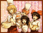 Cooking time...