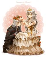 My Princess by kanapy-art