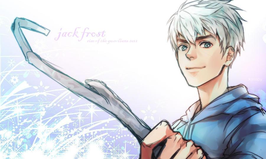 jack frost rise of the guardians fan art - photo #22