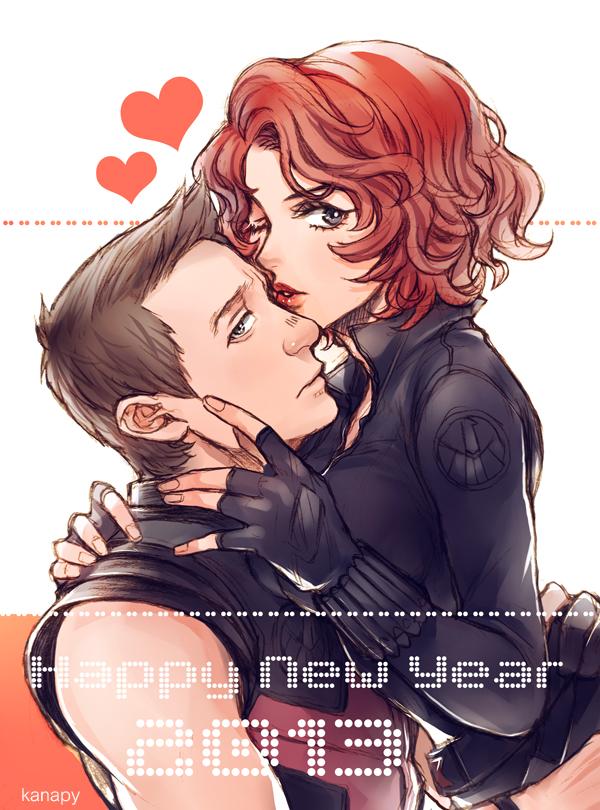 Happy New Year by kanapy-art