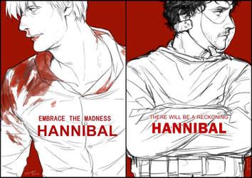 Hannibal by kanapy-art