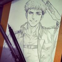 Hi! by kanapy-art