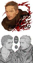 MAD MAX by kanapy-art