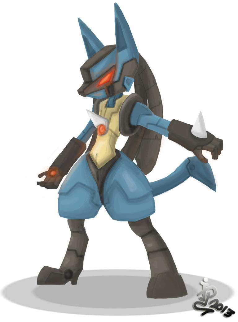 pokemon diamond how to get lucario