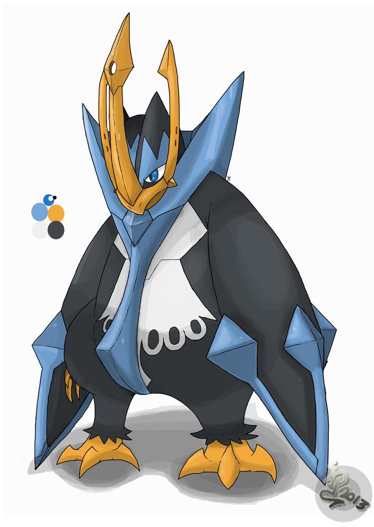 Pokemon Mega Empoleon Iwate Kokyo