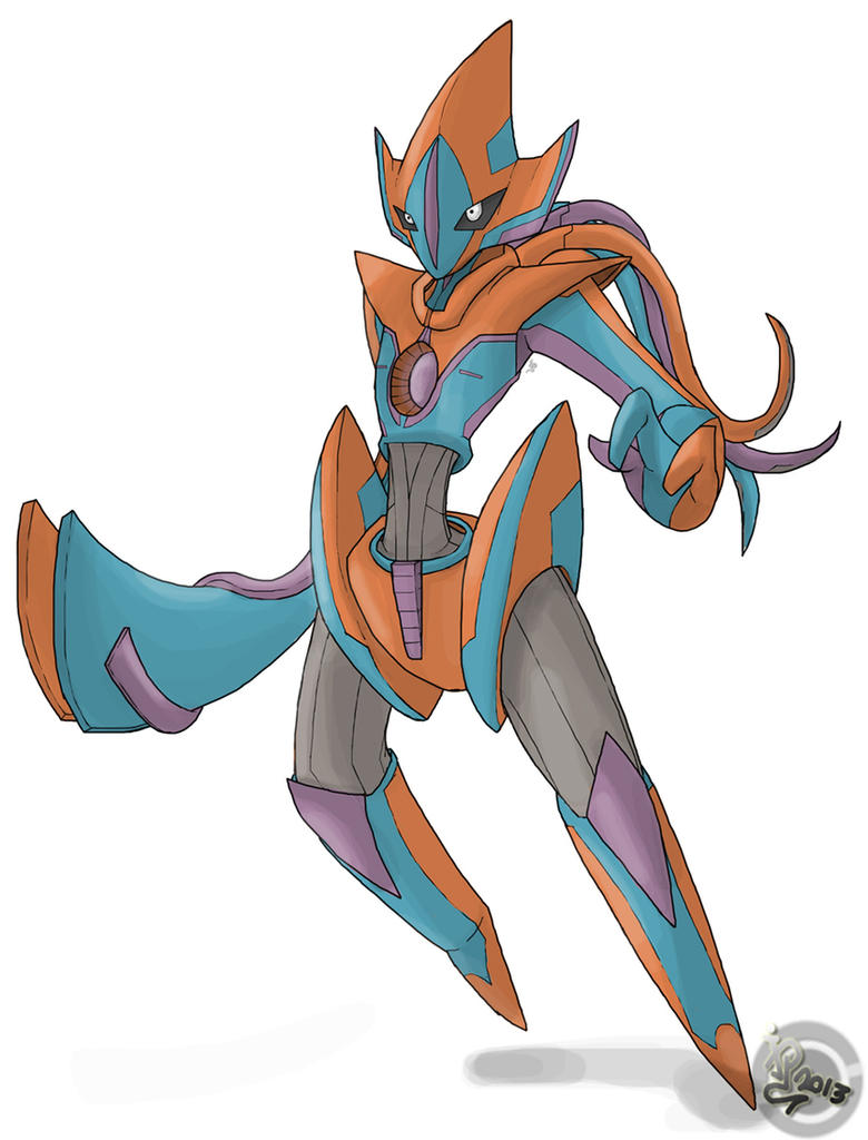 How About A Mega For The Alien Pokemon