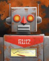 Rusted Robot by eldavoloco