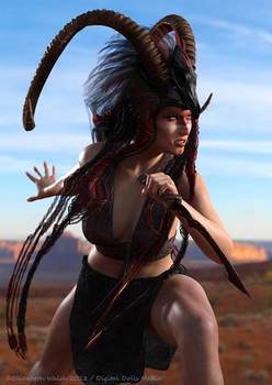 Warrior Women: Let's go to war