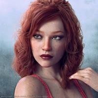 Portrait 20 by Detniat