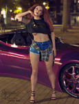 Street Fashion dForce outfit for G8F by fefecoolye