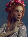 Portrait 78 by DigitalDollsMedia