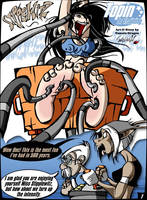 Stipplewitz and Topin Tickling and Laughing Gas 1 by LaughingGasZone