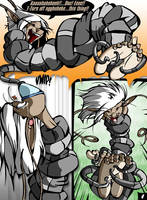 Stipplewitz and Topin Tickling and Laughing Gas 4 by LaughingGasZone