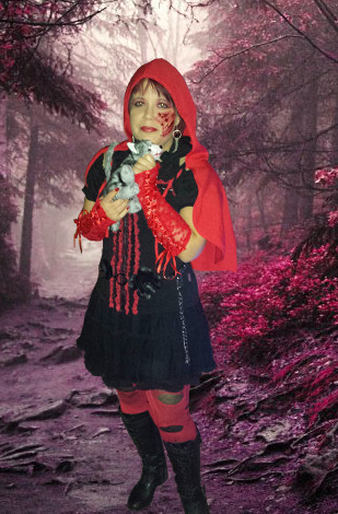Red Riding Hood by Assara