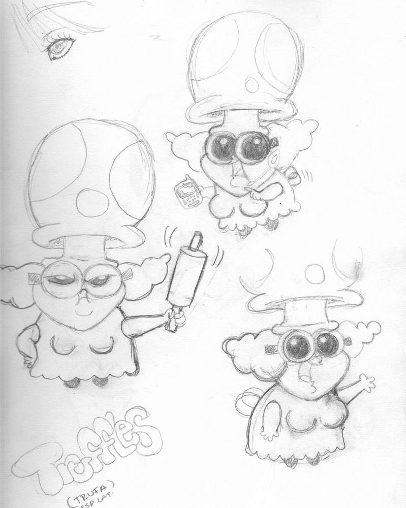 Chowder Truffle...