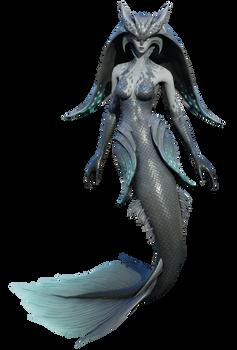 Shadow Mermaid