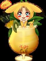CxN : Pika Colada !!! by Tenshi--no--yume
