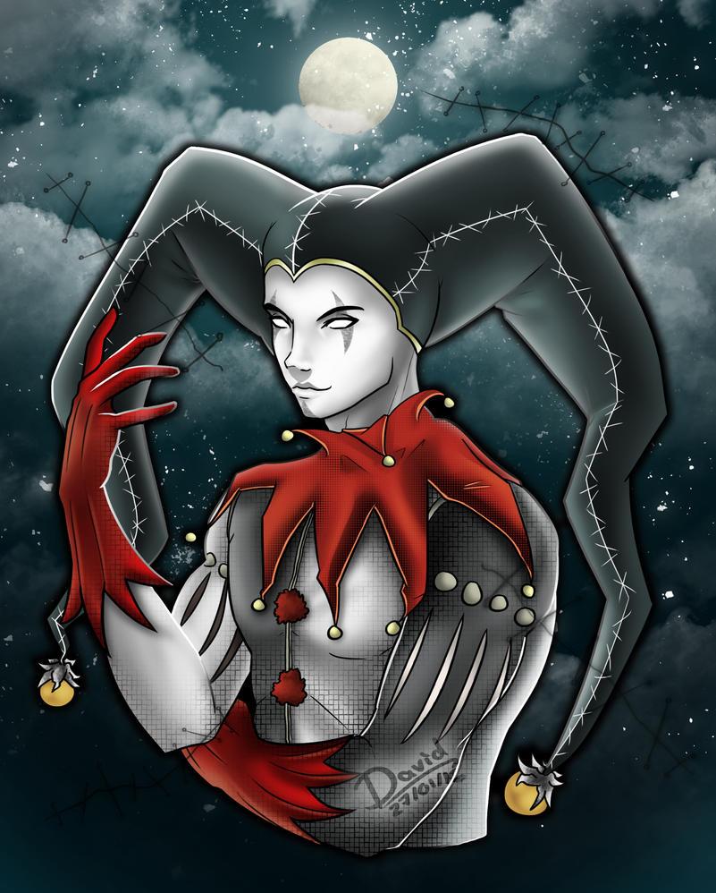 Evil Jester By Totemos On DeviantArt