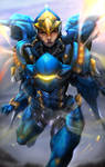 Pharah - Justice rains from above