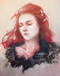 Ygritte's Funeral by Totemos