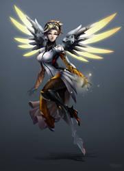 Mercy - Full Body by Totemos