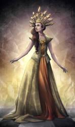 Golden Queen - Vitori