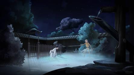 Odoshi Scene - Kill Bill