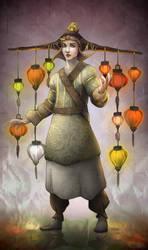 Lantern Seller - X : The Land of Fantasy