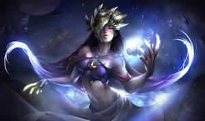 Kehetis - Goddess of Stellar Matter