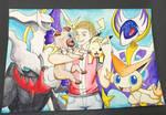 Pokemon Team - [Commission]