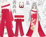 Adoptable Yona full sheet 20$ SB(open) by Ayami-Mihawah