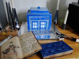Doctor Who Birthday by Devha