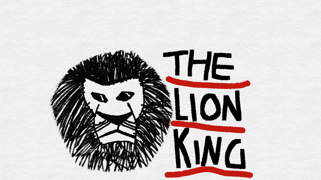 The Lion King by redster424