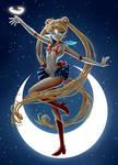 sparkle moon