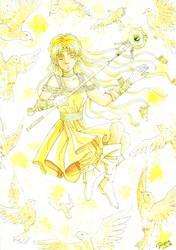Elf Princess (Anniversary Redraw)