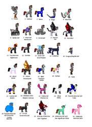 30 day Monster Pony challenge Alice