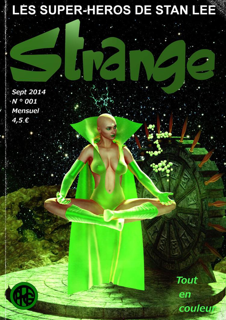Strange N 001 by Philart666