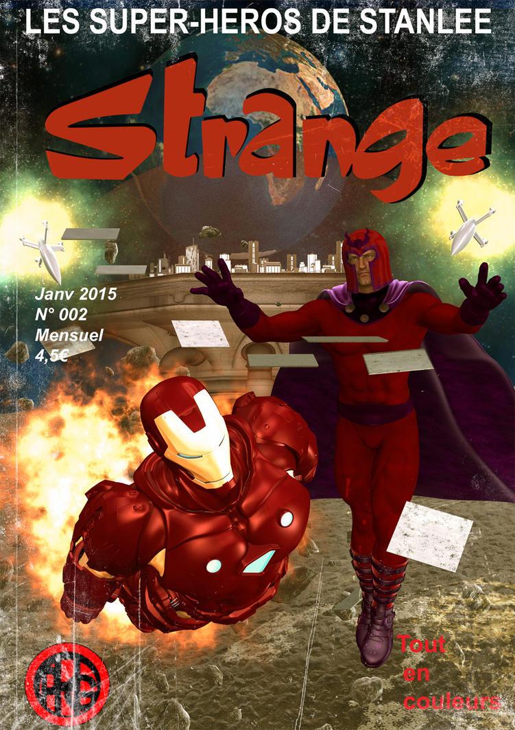 Strange N 002 by Philart666