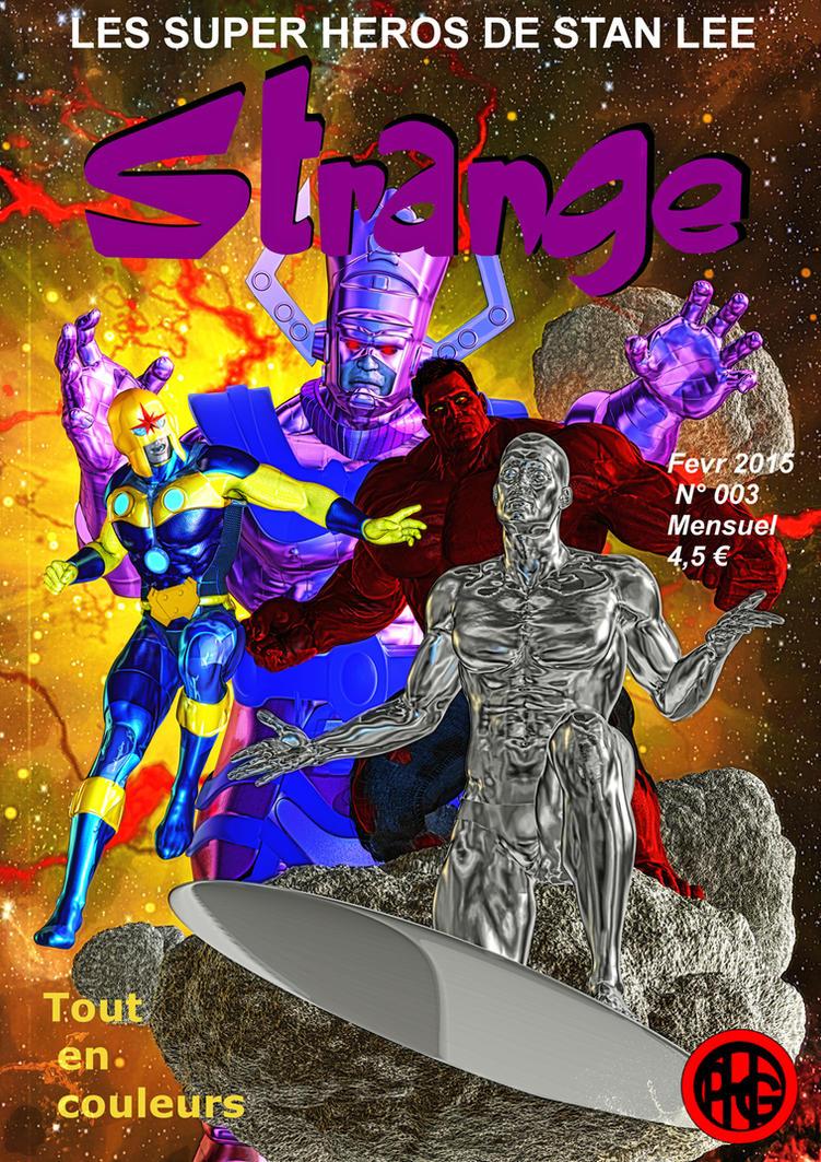 Strange N 003 by Philart666