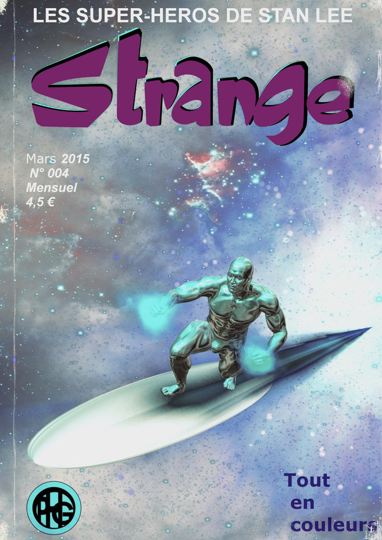 Strange N 004 by Philart666