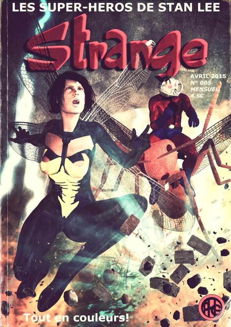 Strange N 005 by Philart666