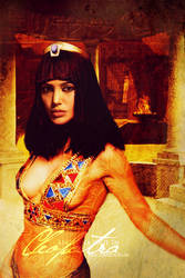 Cleopatra by macabredoll66