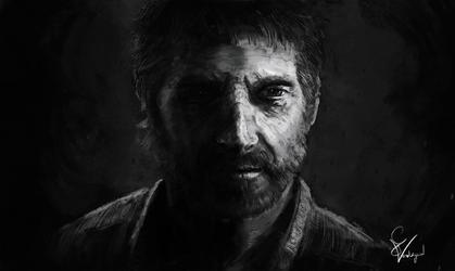 Joel - The Last of Us by SamVerdegaal