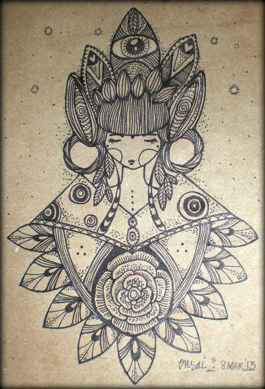 diosa by harsainiersanti