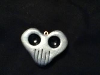 heart shaped skull by cyberdragoness27