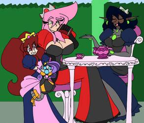 Galactic Princess Party