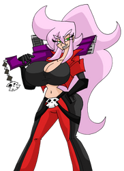 PurpleGun Gum by Da-Fuze