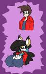 Foxy Lucky Toon TF TG Bust