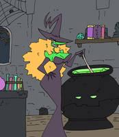 Witchy Brew by Da-Fuze